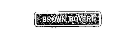 BROWN BOVERI