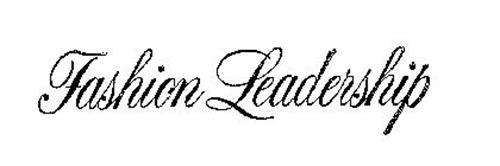 FASHION LEADERSHIP