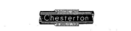 CHESTERTON PACKING SERVICE