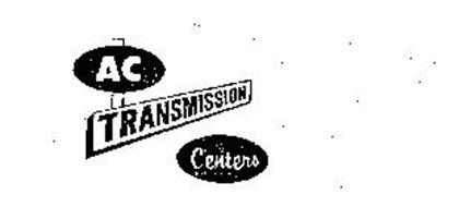 AC TRANSMISSION CENTERS