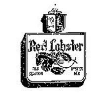 RL RED LOBSTER FINE SEAFOOD OYSTER BAR