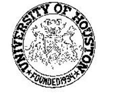 Available trademarks of UNIVERSITY OF HOUSTON. You can