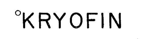 KRYOFIN