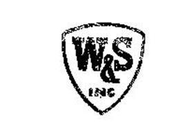 W & S INC