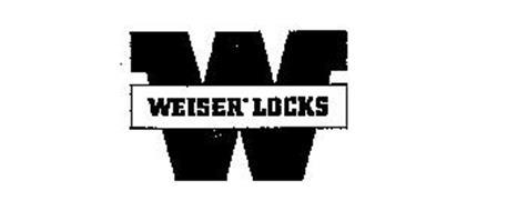 W WEISER'LOCKS