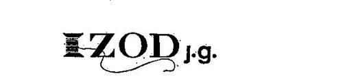 IZOD J.G.