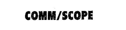 COMM/SCOPE