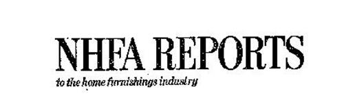 NHFA REPORTS TO THE FURNISHINGS INDUSTRY
