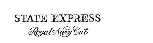 STATE EXPRESS ROYAL NAVY CUT