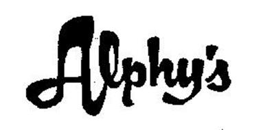 ALPHY'S