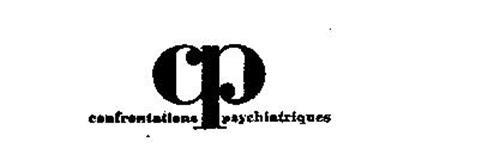 CONFRONTATIONS CP PSYCHIATRIQUES