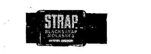 STRAP BLACKSTRAP MOLASSES