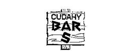 CUDAHY BAR S