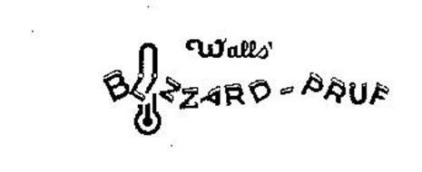 WALLS' BLIZZARD-PRUF