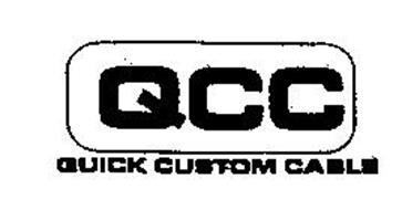 QCC QUICK CUSTOM CABLE