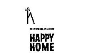 HAPPY HOME H YOUR SYMBOL OF QUALITY