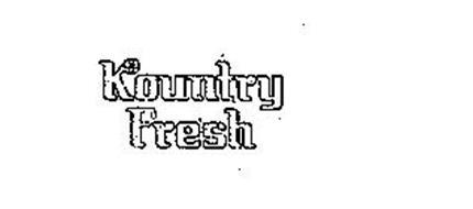 KOUNTRY FRESH