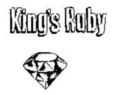 KING'S RUBY