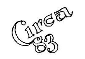 CIRCA 83