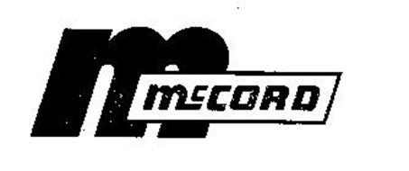 M MCCORD