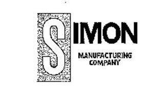 SIMON MANUFACTURING COMPANY