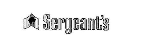 SERGEANT'S