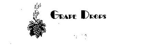 GRAPE DROPS