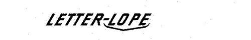 LETTER-LOPE