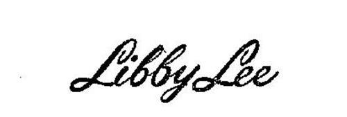LIBBY LEE