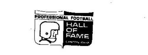 PROFESSIONAL FOOTBALL HALL OF FAME CANTON OHIO