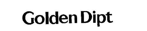 GOLDEN DIPT