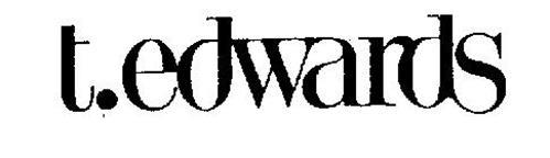 T. EDWARDS