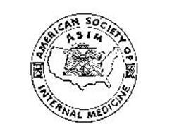 AMERICAN SOCIETY OF INTERNAL MEDICNE, ASIM