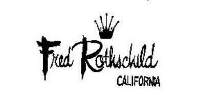 FRED ROTHSCHILD CALIFORNIA