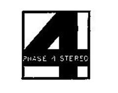 4 PHASE 4 STEREO