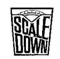 SCALE DOWN