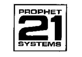 PROPHET 21 SYSTEMS
