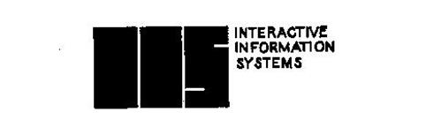 IIS INTERACTIVE INFORMATION SYSTEMS