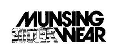 MUNSING SOCCERWEAR