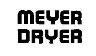 MEYER DRYER