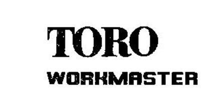 TORO WORKMASTER