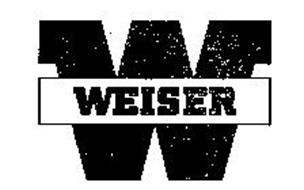 WEISER W