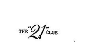 THE 21 CLUB