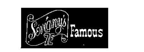 SEVIGNY'S FAMOUS