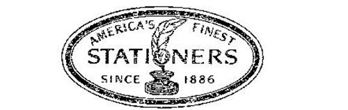 AMERICA'S FINEST STATIONERS SINCE 1886