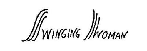 SWINGING WOMAN