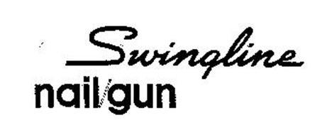 SWINGLINE NAIL GUN