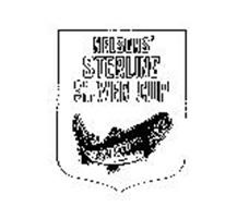 NELSONS' STERLING SILVER CUP