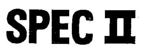 SPEC II