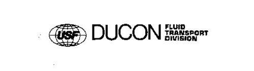 DUCON FLUID TRANSPORT DIVISION USF